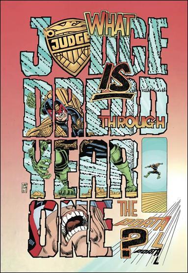 Judge Dredd: Year One 2-B by IDW