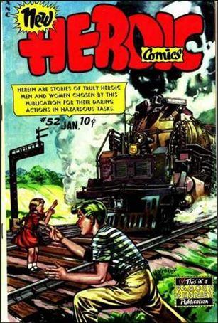 New Heroic Comics 52-A