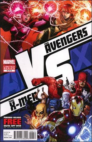 AvX: Vs 6-A by Marvel