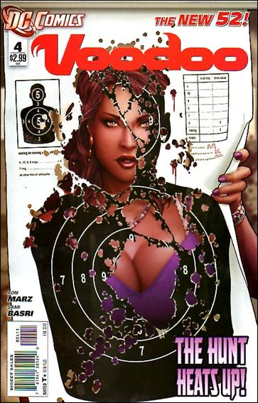 Voodoo (2011) 4-A by DC