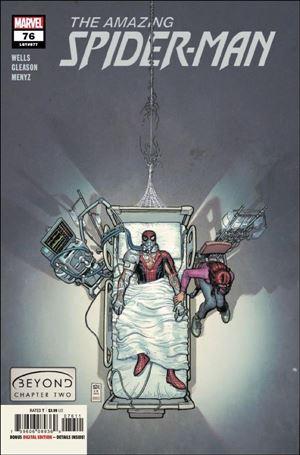 Amazing Spider-Man (2018) 76-A