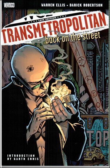 Transmetropolitan (1998) 1-F by Vertigo