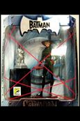 Batman (Exclusives) Catwoman (Silver Idol) 2005 SDCC Exclusive