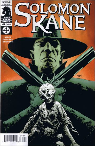 Solomon Kane (2008) 3-A by Dark Horse