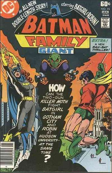 Batman Family 15-A by DC