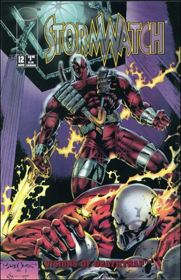 StormWatch (1993) 12-A by Image