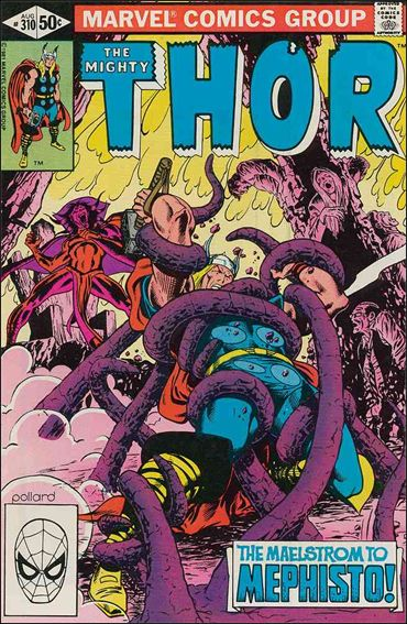 Thor (1966) 310-A by Marvel