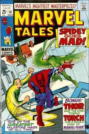 Marvel Tales (1966) 19-A