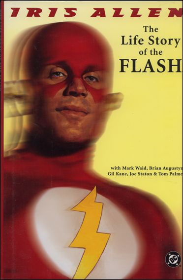 Life Story of the Flash 1-A by DC