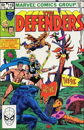 Defenders (1972) 115-A