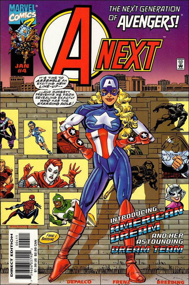 A-Next 4-A by Marvel