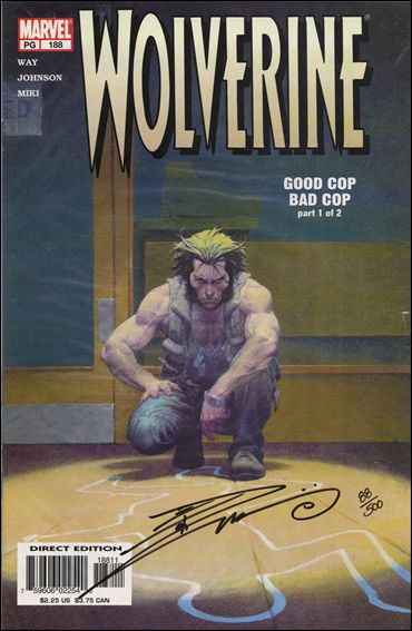 Wolverine (1988)  188-B by Marvel