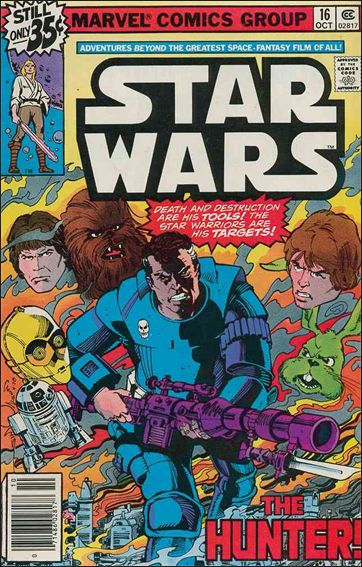 Star Wars (1977) 16-A by Marvel