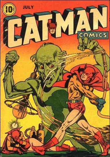 Catman Comics nn-July-A by Holyoke