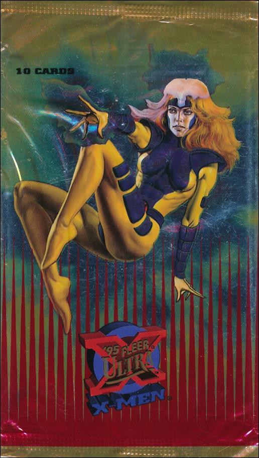 1995 Fleer Ultra X-Men 2-D by Fleer