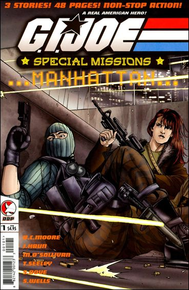 G.I. Joe: Special Missions: Manhattan 1-A by Devil's Due