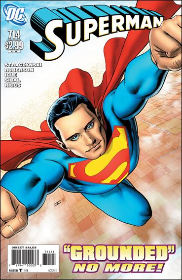 Superman (1939) 714-A by DC