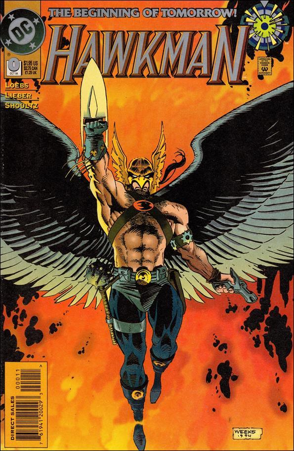 Hawkman (1993) 0-A by DC