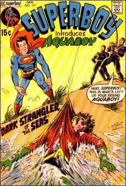 Superboy (1949) 171-A by DC