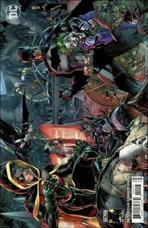 Detective Comics (1937) 1000-L