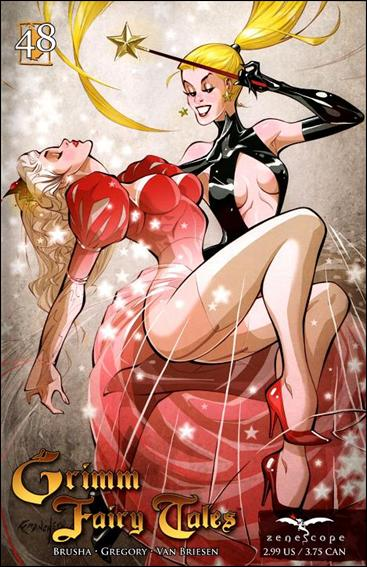 Grimm Fairy Tales (2005) 48-B by Zenescope Entertainment