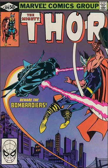 Thor (1966) 309-A by Marvel