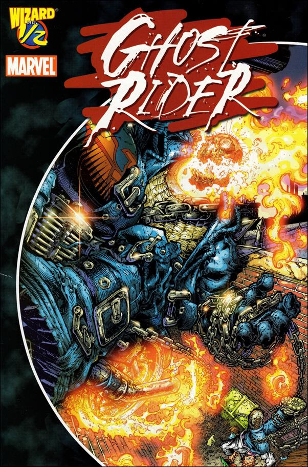 Ghost Rider (2001) 1/2-A by Marvel