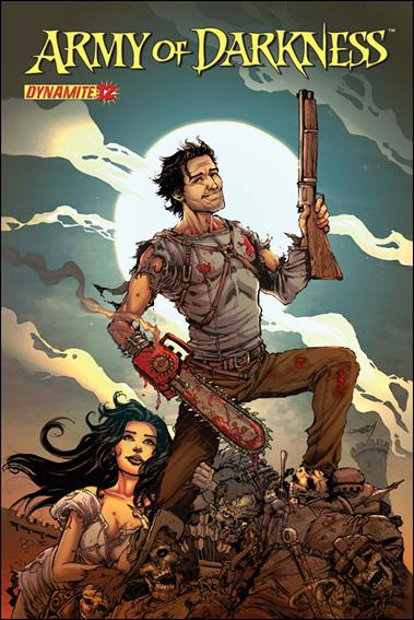 Army of Darkness (2012) 12-A by Dynamite Entertainment
