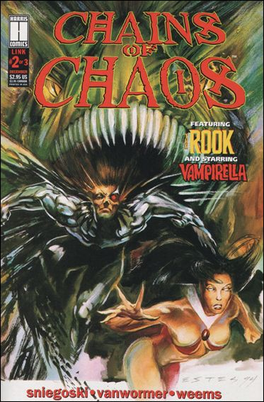 Chains of Chaos 2-A by Harris