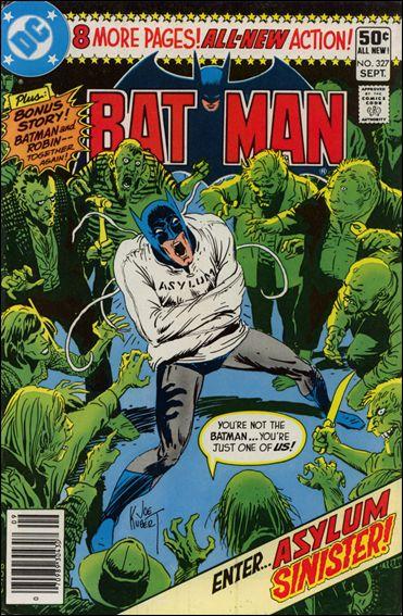 Batman (1940) 327-A by DC