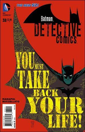 Detective Comics (2011) 38-A