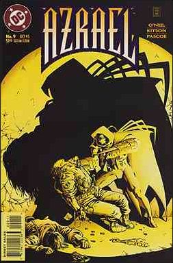 Azrael (1995) 9-A by DC