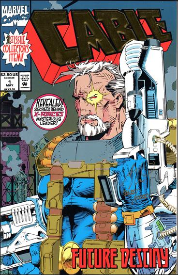 Cable (1993) 1-B by Marvel