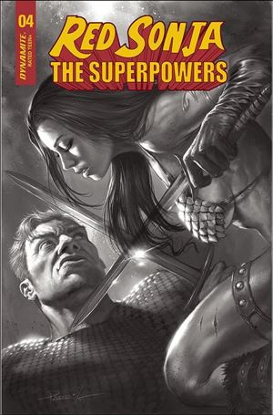 Red Sonja: The Superpowers 4-R