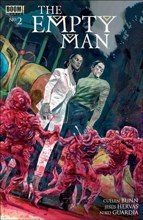 Empty Man (2018) 2-B