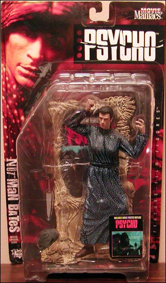 Movie Maniacs (Series 2) Norman Bates (Psycho) by McFarlane Toys