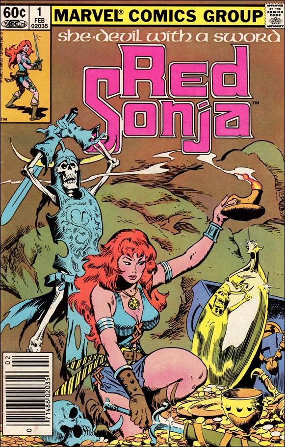 Red Sonja (1983/02) 1-A by Marvel