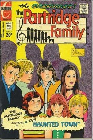 Partridge Family 11-A