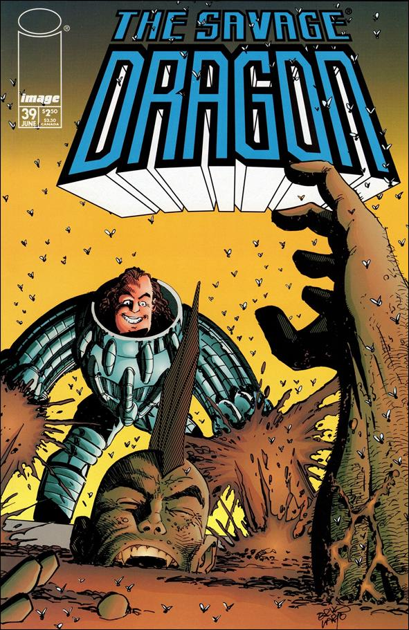 Savage Dragon (1993) 39-A by Image