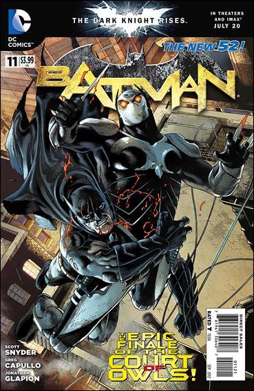 Batman (2011) 11-D by DC