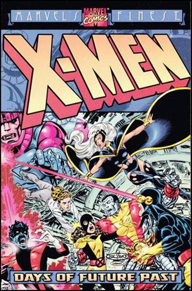 Uncanny X-Men in Days of Future Past 1-F by Marvel