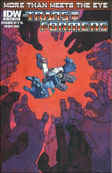 Transformers: More Than Meets the Eye (2012) 6-B by IDW