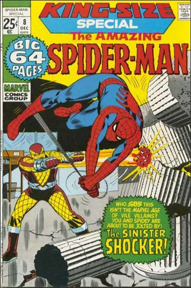 Amazing Spider-Man Annual (1964) 8-A by Marvel