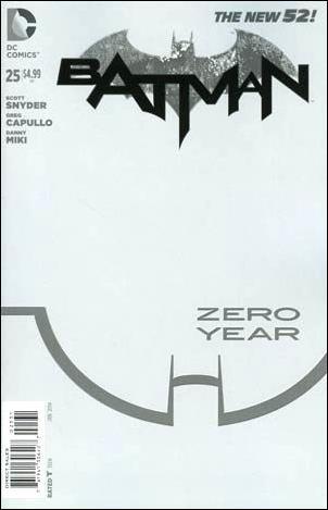 Batman (2011) 25-E by DC