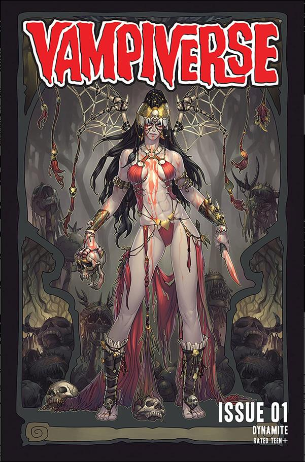 Vampiverse 1-D by Dynamite Entertainment