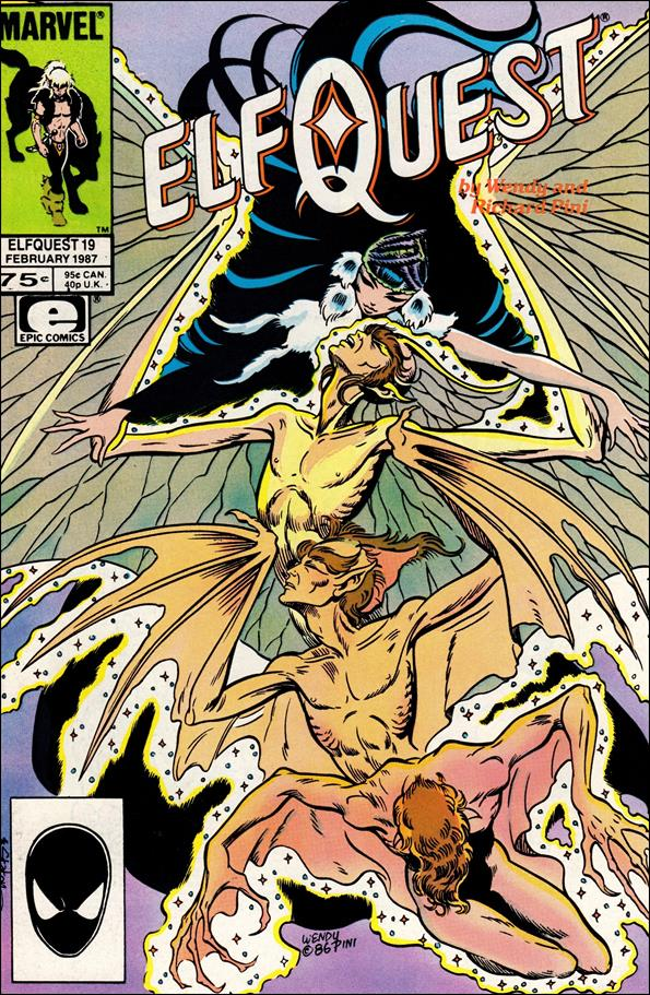 Elfquest (1985) 19-A by Epic