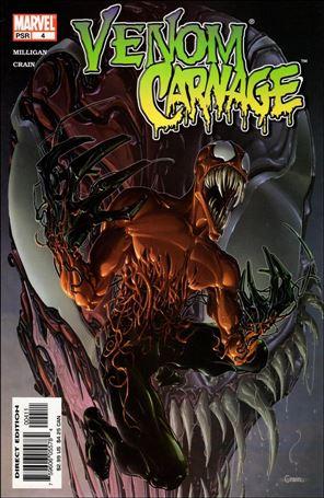 Venom vs Carnage 4-A