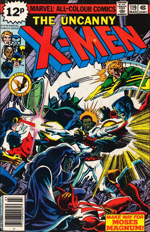 X-Men (1963) 119-B by Marvel