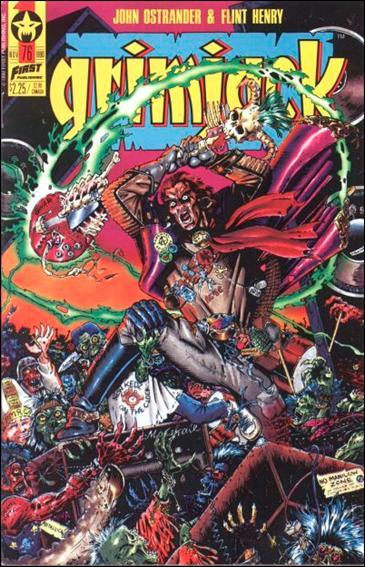 Grimjack 76-A by First