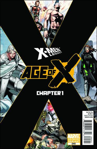 X-Men Legacy (2008) 245-D by Marvel